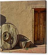 Kit Carson Home Taos New Mexico Canvas Print