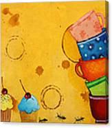 Kitchen Deco Canvas Print
