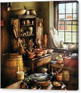 Kitchen - Nothing Like Home Cooking Canvas Print