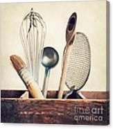Kitchenware Canvas Print