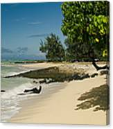Kite Beach Kanaha Beach Maui Hawaii Canvas Print