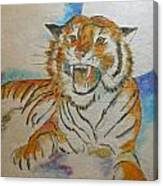 Kitty Mine Canvas Print
