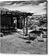 Kiva Koffeehouse - Utah Canvas Print