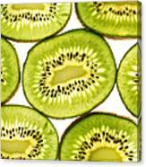 Kiwi Fruit IIi Canvas Print