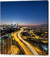 Kl At Blue Hour Canvas Print