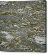 Klang River Canvas Print