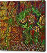 Klimt Honor Canvas Print