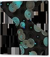Klimtolli - 12 Canvas Print