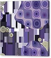 Klimtolli - 28 Canvas Print