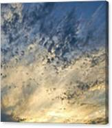 Knocking On Heaven's Door Canvas Print