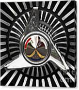 Knockoff Wheel Canvas Print