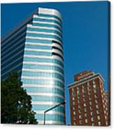 Knoxville Buildings Canvas Print