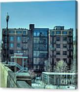 Knoxville Upscale Apartment Building Canvas Print
