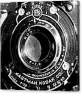 Kodak Brownie 2 Canvas Print