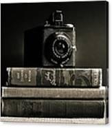 Kodak Brownie Special Six-16 Canvas Print
