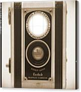 Kodak Duaflex Camera Canvas Print