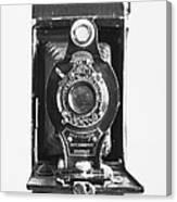 Kodak No. 2 Folding Autographic Brownie Camera Canvas Print