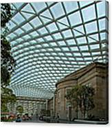 Kogod Courtyard #2 Canvas Print