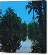 Kona Village Hi Canvas Print