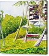 Koolina 1 Canvas Print