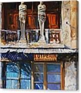 Koriates Canvas Print