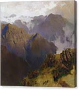 Koscuisko Canvas Print