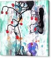 Kyoto Spring Canvas Print