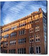 Kress Bldg.  Canvas Print