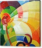 Kupka's Untitled Canvas Print
