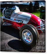 Kurtis Kraft Racer Canvas Print