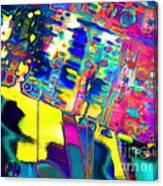 K.w.w.prism  Canvas Print