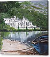 Kylemore Abbey Canvas Print