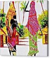 L 124 Canvas Print