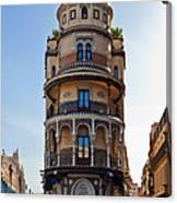 La Adriatica Building, Seville Canvas Print