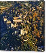 La Alhambra Canvas Print