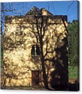 La Alhambra  Infantas Tower Canvas Print
