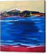 La Baie Gillies Canvas Print