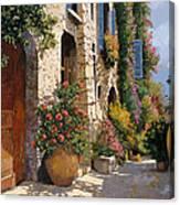 La Bella Strada Canvas Print