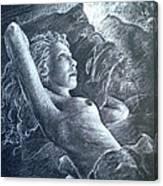 La Belle Reveuse Canvas Print