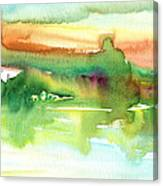 La Camargue 14 Canvas Print