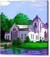 La Casa Grande Canvas Print