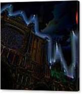 La Cathedrale D'art Celeste Canvas Print