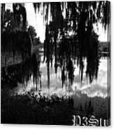 La Chua Trail Canvas Print