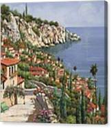 La Costa Canvas Print