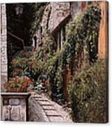 La Fontanella Canvas Print