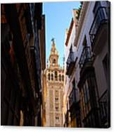 La Giralda - Seville Spain  Canvas Print