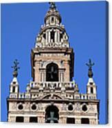 La Giralda Belfry In Seville Canvas Print