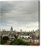 La Habana Cuba Canvas Print