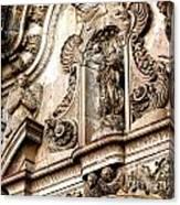 La Iglesia De La Compania  Quito Ecuador Canvas Print