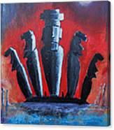La Isla Canvas Print